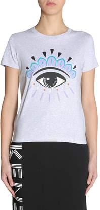 Kenzo Eye Printed T-shirt