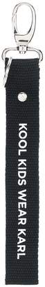 Karl Lagerfeld Paris kool kids wear keychain