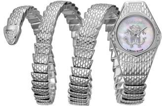 Roberto Cavalli BY FRANCK MULLER Avvolgere Diamond Snake Wrap Watch