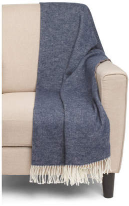 Made In Italy Reversible Throw