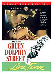 Warner Bros. Green Dolphin Street - Remaster - (1947) - DVD