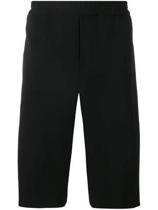McQ stripe track shorts