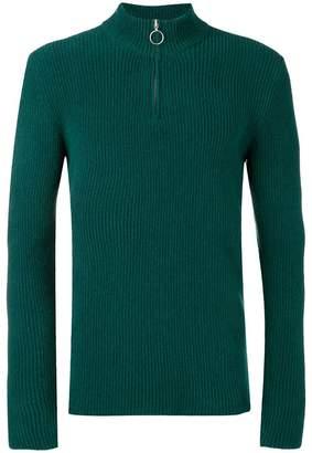 Roberto Collina zip sweater
