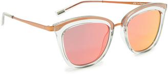 Le Specs Caliente Sunglasses $79 thestylecure.com