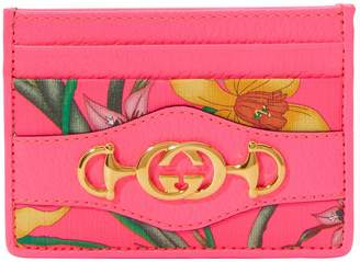 Gucci Flora card holder