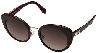 Miu Miu 0MU 06TS Fashion Sunglasses