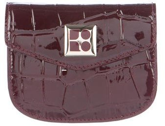 Kate Spade Kate Spade New York Embossed Leather Compact Wallet