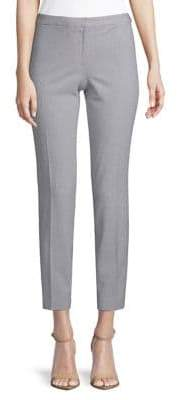 Calvin Klein Grid Cropped Pants