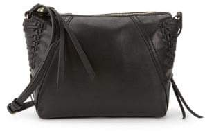 Vince Camuto Woven Leather Crossbody Bag