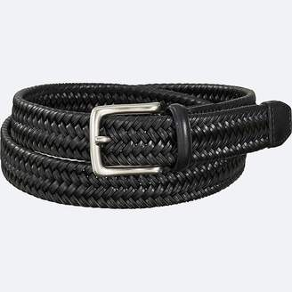 Uniqlo Men's Braided Leather Belt