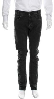 Damir Doma Silent Distressed Dark-Wash Jeans w/ Tags