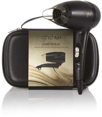 ghd Saharan Gold Flight Travel Hair Dryer
