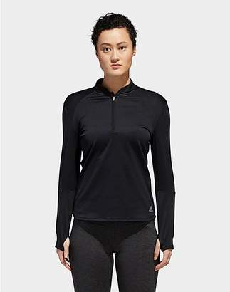 AURIQUE Damen Jacke Half Zip Sports