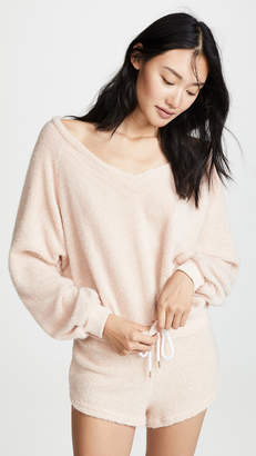 Honeydew Intimates Sweet Retreat Terry Sweatshirt