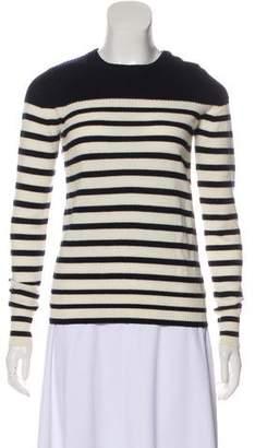 MICHAEL Michael Kors Stripe Cashmere Sweater w/ Tags