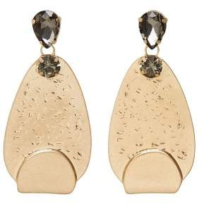 Violeta BY MANGO Metal earrings