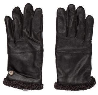 Andrew Marc Leather Gloves