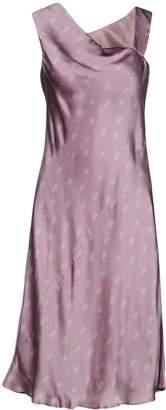 Nine Knee-length dresses