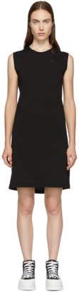 Rick Owens Black Column Short Dress