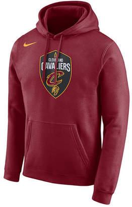 Nike Men Cleveland Cavaliers Essential Logo Pullover Hoodie