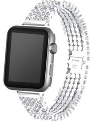 Hermes Beautea Women's Bling Crystal Diamond Watch Bands For Apple Bands Loop Replacement Strap for iWatch Series 1, 2, 3, Sport Edition Nike+