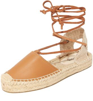 Soludos Platform Gladiator Sandals $89 thestylecure.com