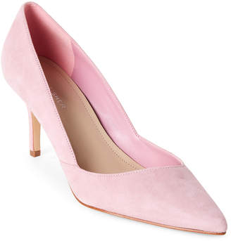 Marc Fisher Pop Pink Tuscany Pointed Toe Pumps