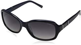 Polaroid Sunglasses Women's X8406s Polarized Rectangular