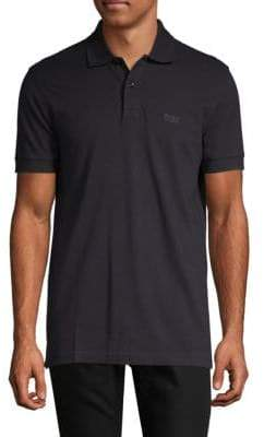 HUGO BOSS Regular-Fit Cotton Polo