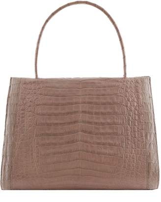 Nancy Gonzalez Medium Crocodile Wallet Tote