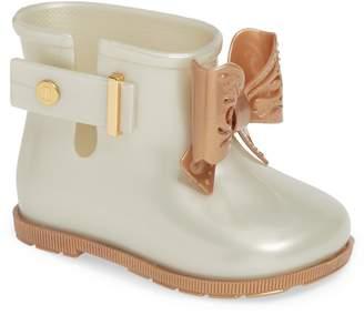 Mini Melissa Mini Sugar Rain Boot