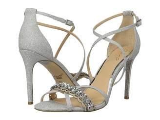 Badgley Mischka Gisele High Heels