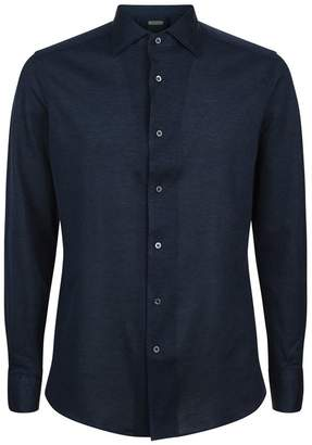 Corneliani Cotton Piqué Shirt