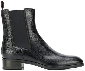 Santoni ankle length boots