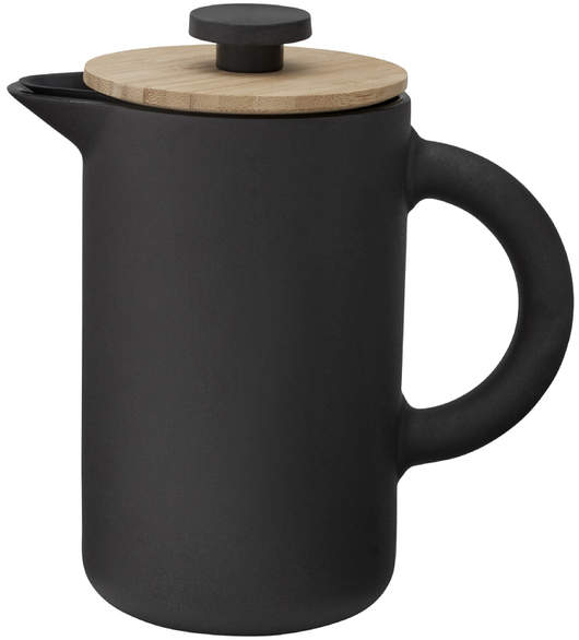 Stelton Theo French Press - Black