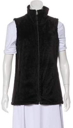 The North Face Textured Zip-Up Vest