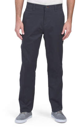 Deck Utility Pants With Side Zip Pocket