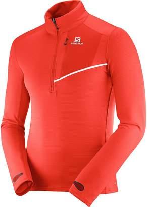 Salomon Fast Wing Mid Long-Sleeve Shirt - Men's