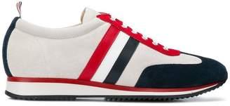 Thom Browne tricolour runner sneakers