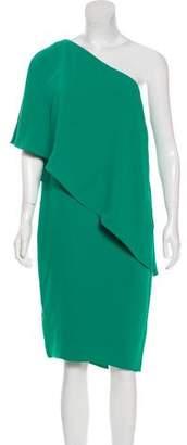 Carmen Marc Valvo Sleeveless Knee-Length Dress w/ Tags