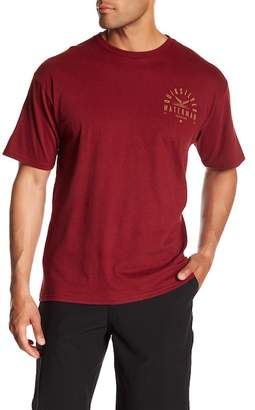 Quiksilver Waterman Collection Way of Life Crew Neck Tee
