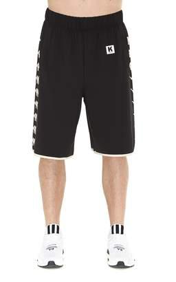 Kappa Shorts With Logo Band
