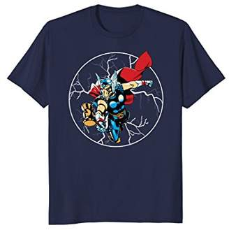 Marvel Beta Ray Bill Lightning Graphic T-Shirt