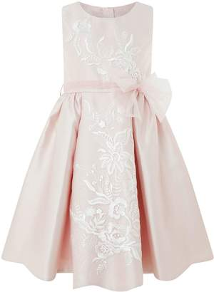 Monsoon Fleur Sparkle Dress
