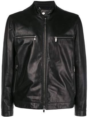 Ermenegildo Zegna classic zip fastened jacket