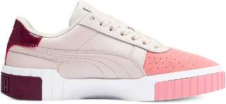 Puma Women's Cali Remix Leather Sneakers