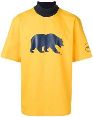 Calvin Klein oversized bear print T-shirt
