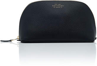 Smythson M'O Exclusive Monogrammable Panama Cosmetic Case