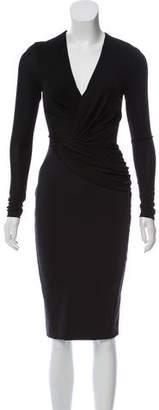 Altuzarra Bodycon Midi Dress