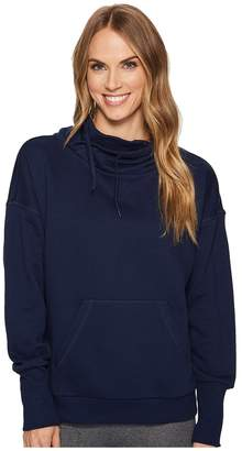 Reebok Fleece Cowl Neck Sweatshirt Women's Sweatshirt